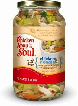 Chicken Soup for the Soul to finally aim for the Stomach with launch of Noodle Soup India article