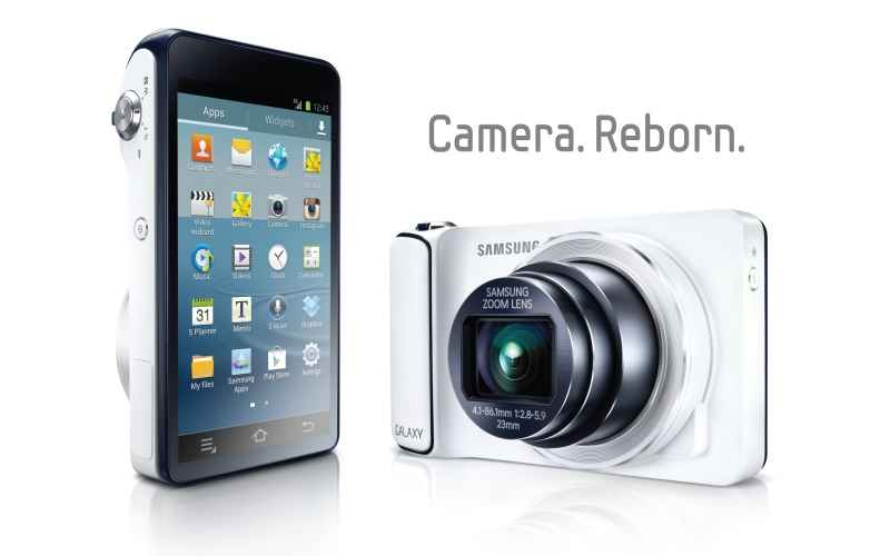 Samsung launches Galaxy Camera, the World's Smartest Camera