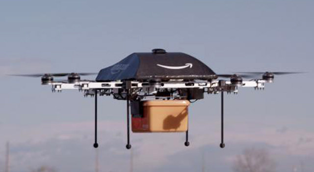 Prime Air will be Amazon's quick delivery mechanism that will use automated drones
