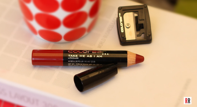 Colorbar Take Me As I am Lip Color - Mischievous Wine