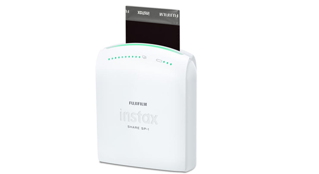 CES 2014 News: Fujifilm Launches instax Share Portable Camera that Prints Smartphone Images