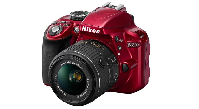 CES 2014: Nikon Launches D3300 with a new 35mm f/1.8