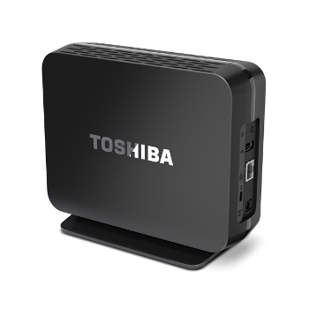 Toshiba's Canvio® Home Backup & Share is the newest NAS device on the block