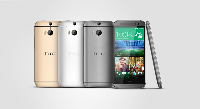 HTC One M8 Launch News