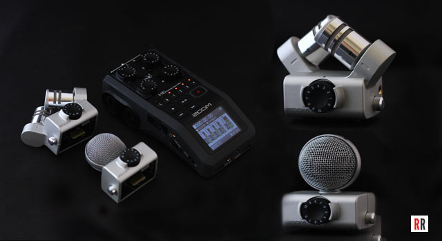 Unboxing: Zoom H6 Portable Audio Recorder