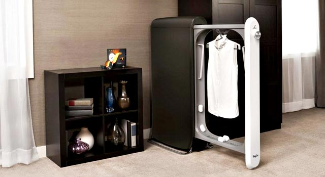 Swash: Compact Dry Cleaner At Home