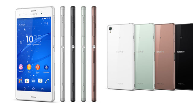 Sony Xperia Z3 India Launch