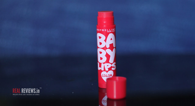 Maybelline Baby Lips Berry Crush Lip Balm review