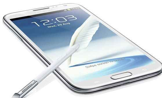 Galaxy Note 2 to be available in India by October