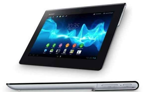 Sony Experia Tablet S launches: Faster, slimmer, homely