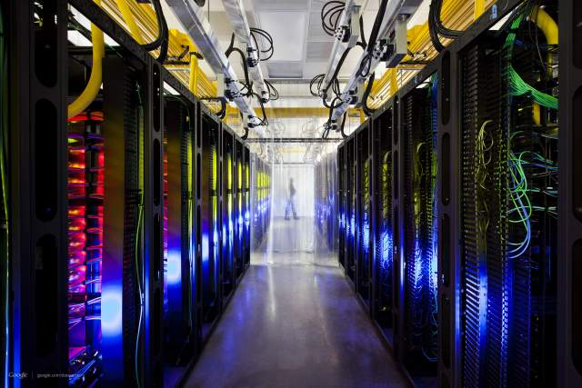 Google's data center