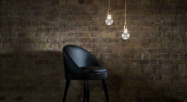 The Crystal Bulb designed by London-based interior designer Lee Broom