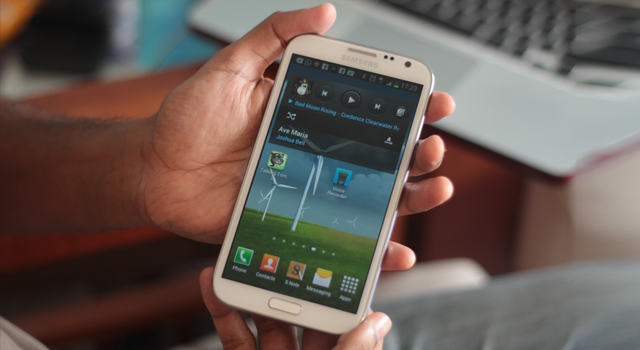 Real Reviews: Samsung Galaxy Note 2
