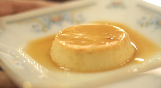 Real Reviews - Recipe: Flan de Naranja Or Caramel Custard With A Spanish, Citrusy Twist