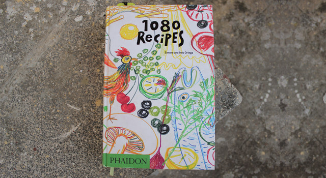 Real Reviews: 1080 Recipes by Simone and Ines Ortega (Publisher: Phaidon)