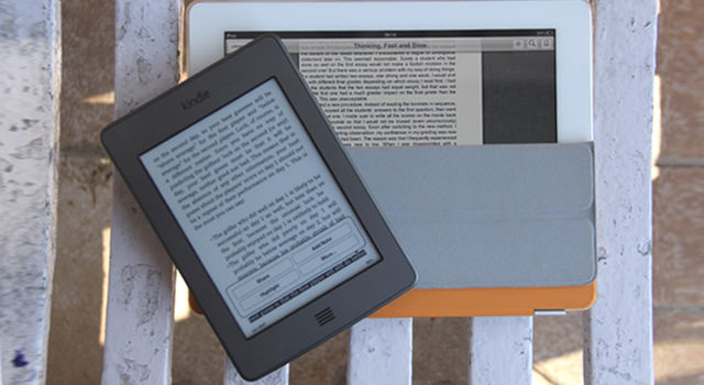 Real Reviews: Sauvik says the Kindle trumps the iPad2 when it comes to reading pleasure