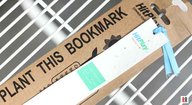 Real Reviews: Living Bookmarks available at HitPlay