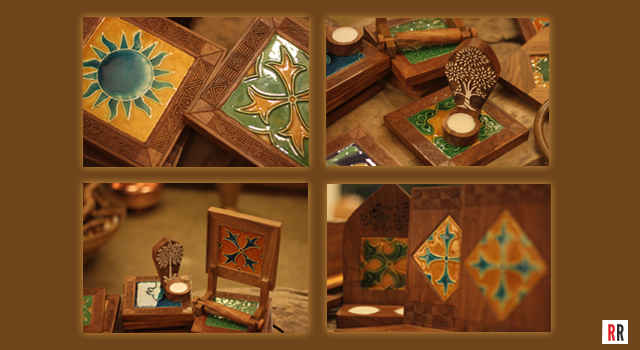 The Shilp Collection at Dhoop, a home decor and handicrafts store in Khar, Mumbai