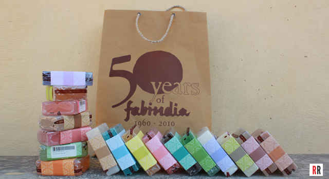 Real Reviews: Fabindia soaps are priced between Rs. 65 and Rs. 85
