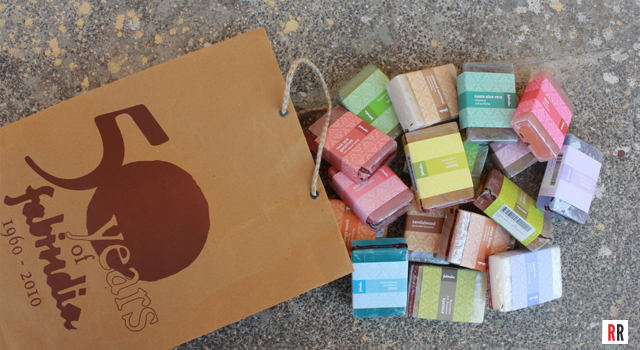 Real Reviews: Fabindia soaps comes in 17 varieties