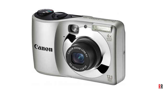 Real Reviews: Canon Powershot A 1200 Review