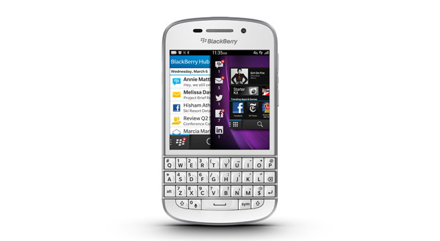 Real Reviews: Blackberry Q10
