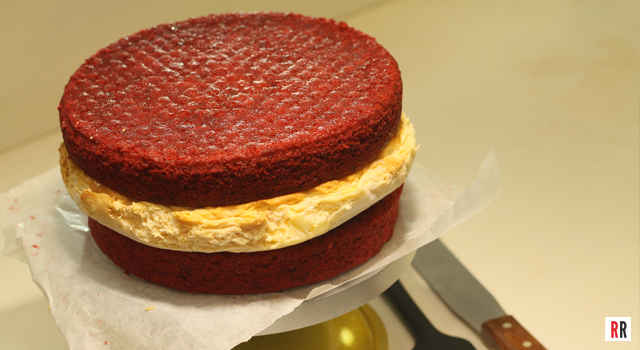 Real Reviews: Red Velvet Cheesecake