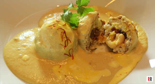 Real Reviews: Malai Kofta by Chef Danish Ashraf of Renaissance Convention Centre Hotel, Powai