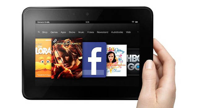 18% Slash in Prices of Amazon Kindle Fire HD 8.9-inch Tablets