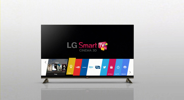 CES 2014 News: New webOS for LG Smart TVs Announced