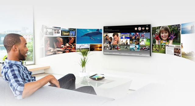 CES 2014: Panasonic Launches VIERA Life+Screen TV Series