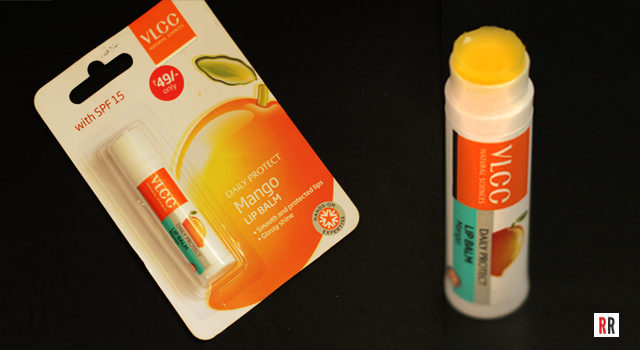 Review of VLCC Daily Protect Mango Lip Balm by Uttarika Kumaran on Real Reviews