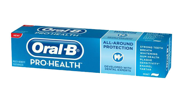 Oral-B Pro-Health Toothpaste Review