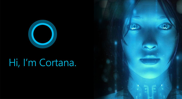 Using Cortana's APIs third party apps can also tap into the software