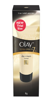 India Review of Olay Total Effects 7-In-1 Anti-Ageing Day Cream (SPF 15)