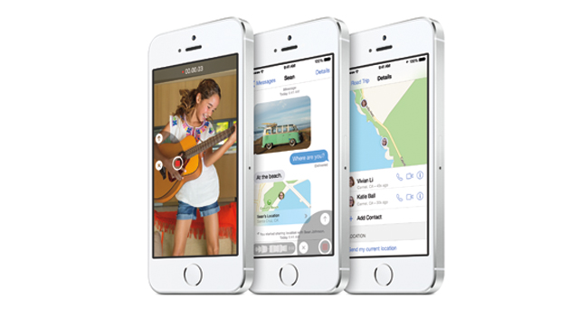 Apple Unveils iOS 8 Beta