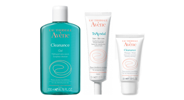 French dermo-cosmetic brand Avene has launched Avene Cleanance Range, which includes three new products containing the patented Glyceryl Laurate