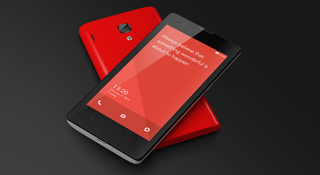 News: India Launch of Xiaomi Redmi 1S
