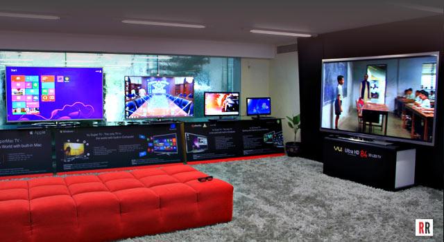 Vu Interactive Centre, Andheri
