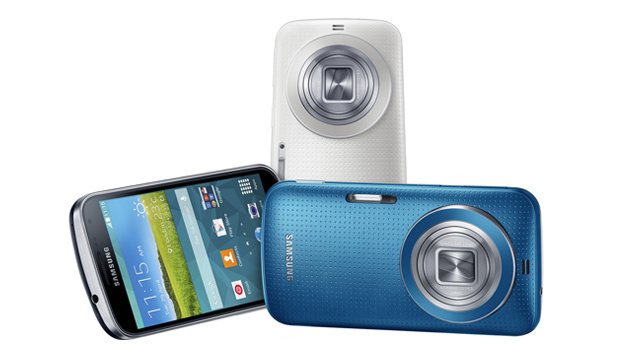 Amazon India has started shipping the Samsung Galaxy K Zoom for Rs. 29,999