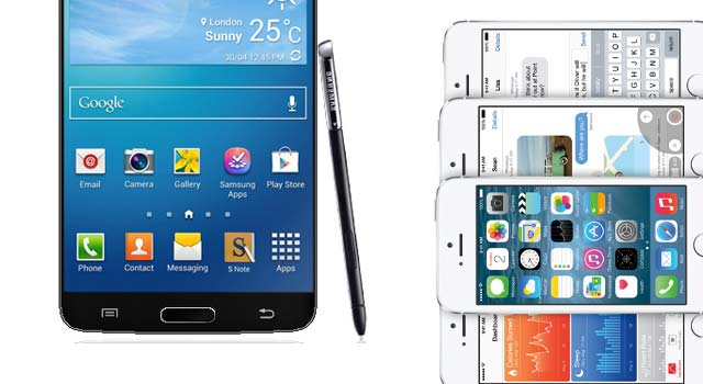 News: Rumoured Note 4, iPhone 6 Specs