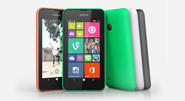 The Nokia Lumia 530 Dual SIM is available at approx Rs. 7,500 in the Indian market