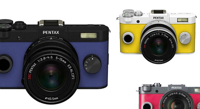 Camera Launch: Pentax Q-S1