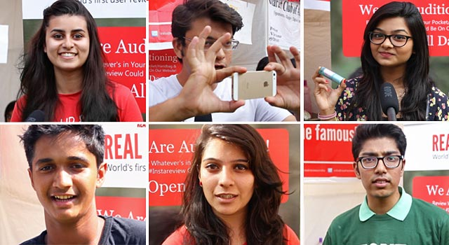 Real Reviews at Rotaract Mumbai's RED 2015