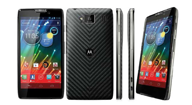 Motorola RAZR HD Review Video